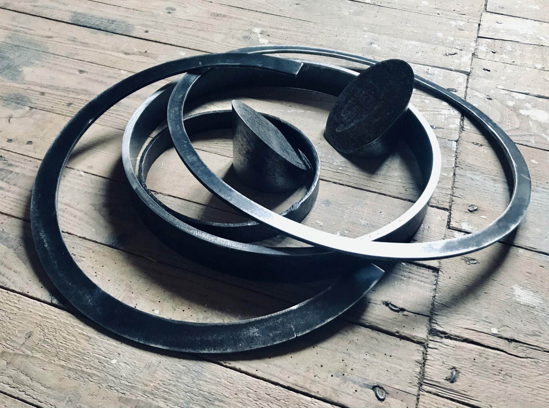 Rebecca Gregory sculptures - Tara 2021